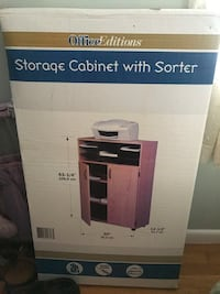 Storage cabinet with sorter Lowell, 01851