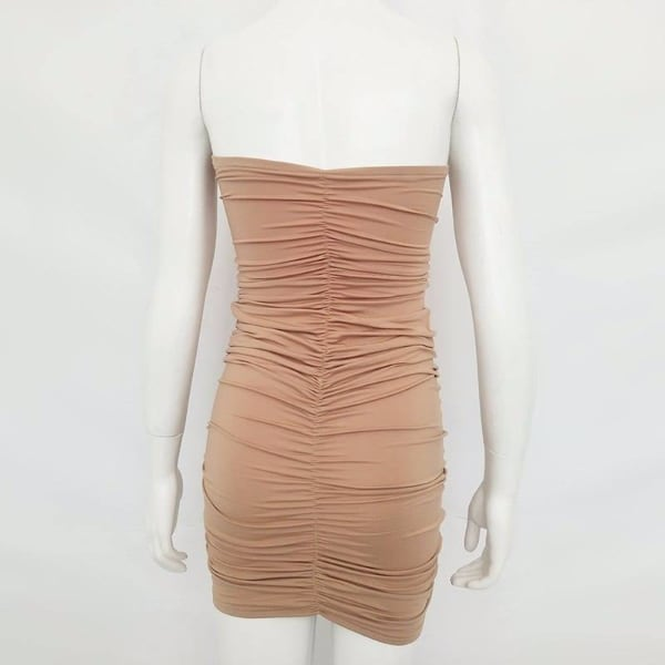Angie Tube Dress (S Avail.)