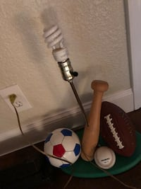 Vintage Spalding Lamp (without lampshade) Vallejo, 94589