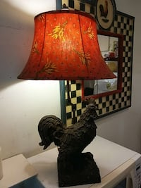 Rooster Lamp Los Angeles, 91403