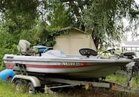 Just reduced! Bass boat ready for fishing. Dover