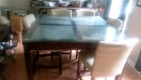 Dining Table (6) chairs Fairplay, 21733
