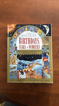 Birthdays, Stars, & Numbers book Portland, 97217