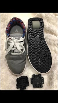 Heelys roller shoes Vancouver