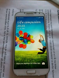 hvit Samsung Galaxy S4 mini Asker, 1388