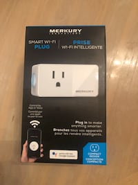 white Netgear wifi cable modem router box Burnaby, V5A