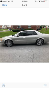 22in rims good shape has a little bump $800 or best offer Chambersburg, 17201