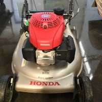 Honda 160cc Gas 21in. 3-in-1 smart drive *self propelled* Lawn mower with roto-stop blade system. Warrenton, 20187