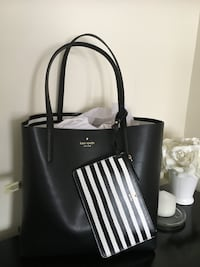Kate spade reversible tote brand new with tag Markham, L3P 0Y5