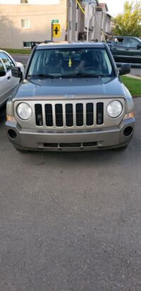 2008 Jeep Patriot Montreal