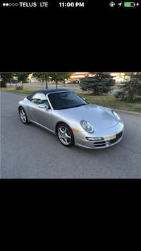 """Authentic Porsche 911 BBS rims with sensors 18"""" with Michelin tires   Mississauga, L5N 7W9"""
