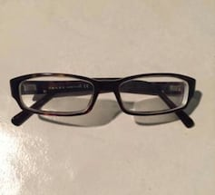 PRADA EYEGLASSES MODEL VPR21G COLOR TORTOISE 2AU1