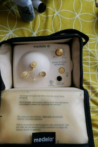 white Medela electric breast pump Brooklyn, 11209