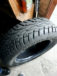 UNIROYAL Tiger Paw Ice and Snow Winter Tires  3153 km