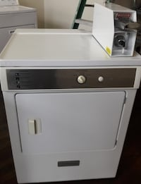 Frigidaire Coin Operated Dryer Everett
