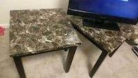 two end tables Knoxville