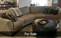 3 piece sectional Perfect conditions  El Paso, 79907