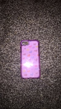 pink and white iPhone case Manning, 29102
