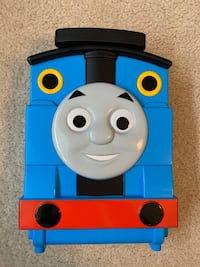 Thomas Take-n-play Tote a Train playboy- collectible item