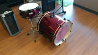 Pearl forum snare and base( no toms) Waldorf, 20603