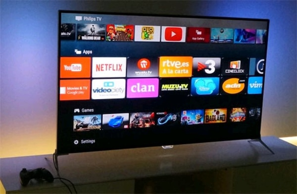 Smart tv for sale its in goof working conditsion
