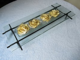 Centrepiece candle stand