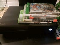 Xbox one 500g with games - need gone asap Halifax