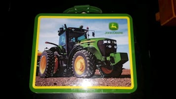 John Deere Collector Lunch Box