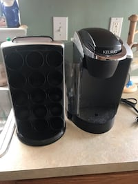 Keurig with Rotating stand Chesapeake