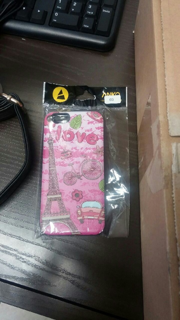 Cover iPhone 6g