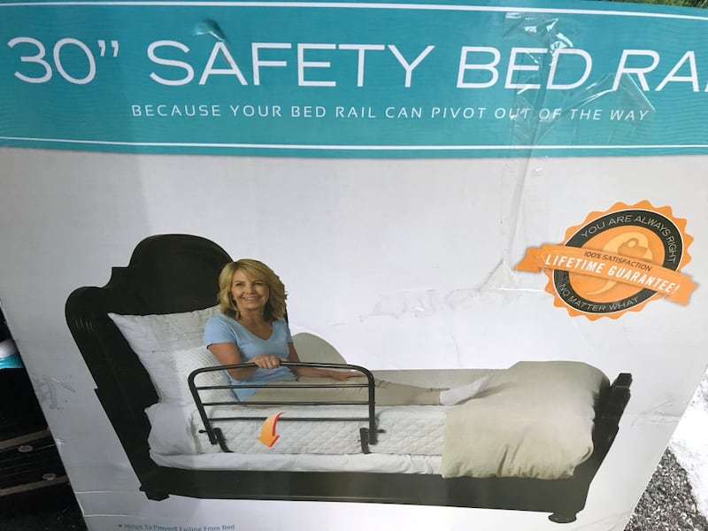 Bed Safety Rail - NEW 2