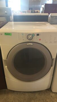 white front-load clothes washer San Antonio, 78239