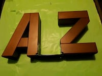 Wood  (A To Z Bookends) Toronto, M2H 3B7