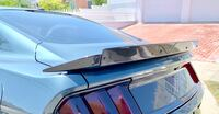 15-20 Mustang: Carbon Fiber Spoiler - Anderson Composites