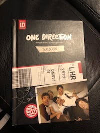 Limited edition yearbook(one direction) Mississauga, L5R