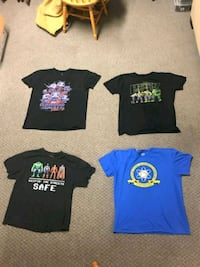 Marvel T-shirts St. Catharines, L2S 3R7
