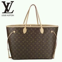 Louis Vuitton sac bag leather cuir Montréal, H2L 1H3