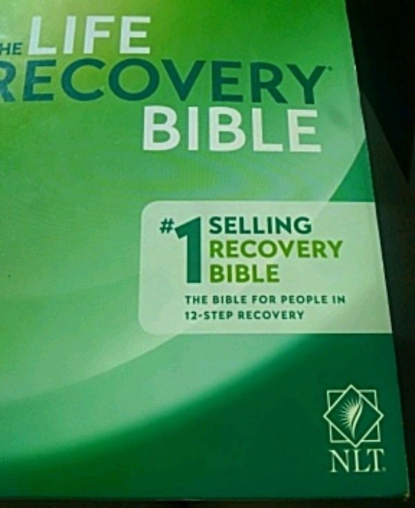 New life recovery bible