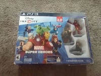 PS3 Marvel Super Heroes 1 starter pack Penns Grove, 08069
