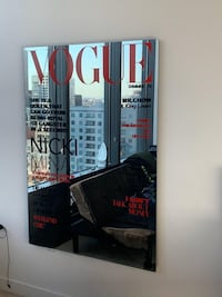 Vogue Mirror by Mr.Chow