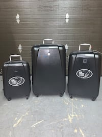 Black Hardcover 3pcs Luggage Suitcases Set Toronto, M2J