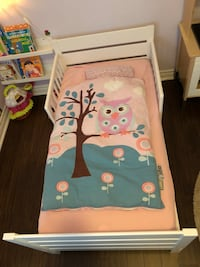 Toddler Bed - LIKE NEW