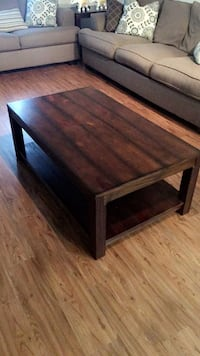 Wooden Coffee Table with 2 end tables (cocktail height)  Orlando, 32814