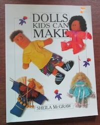 Dolls Kids Can Make Book
