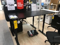 IKEA Bekant Sit/Stand Desk - Motorized
