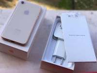iPhone 8 Gold 64Gb Ciampino, 00043