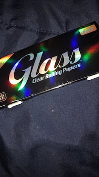 Glass clear rolling papers Walkersville, 21793