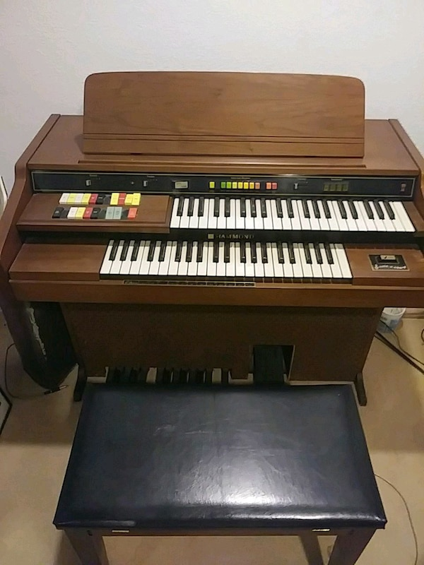 used vintage hammond organ for sale in chattanooga letgo. Black Bedroom Furniture Sets. Home Design Ideas