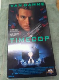 Time cop vhs tested good Largo, 33771