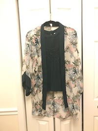 Kimono and Short Sleeve Blouse Occoquan, 22192